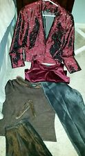 JULIANA COLLEZIONE COLLECTION LOT 5 ITEMS SIZES SMALL, MEDIUM, 4, 6, 8 FREE SHIP