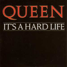 ★★★ CD SINGLE QUEEN It's hard life  + USA + 2-track CARD SLEEVE ★★★