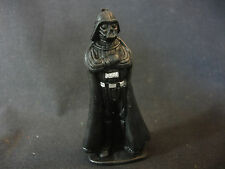 RARE Old Vtg LFL 1983 Darth Vader Rubber Star Wars Figure Black Toy