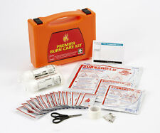 Burnshield Premier Burns First Aid Kit - Ideal for Catering, work or home
