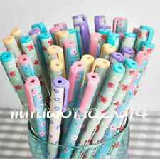 "M&G Stationery Serie M&G""Garden Flower""Ball Point Pens-Blue Ink,0.5mm Kids Gift"