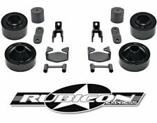 "Rubicon Express 2"" Economy Lift & Leveling Kit 2007-2016 Jeep Wrangler JK RE7132"