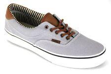 VANS Unisex Retro Silver Sconce/Stripe Denim Canvas Shoes UK7 EU40.5 LG02 63