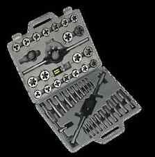 Sealey Tap & Die Set 45pc Split Dies Metric Fast & Free Delivery AK303
