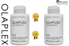 2xOLAPLEX Hair Perfector No 3 Number 100mL| MADE IN USA | NEW SEALED | UK SELLER