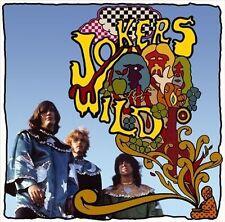 JOKERS WILD-Liquid Giraffe-'60s USA Heavy underground rock-NEW CD