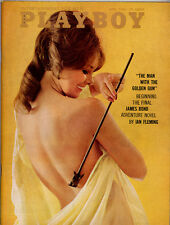 Playboy april 1965 ed.USA Sue Williams