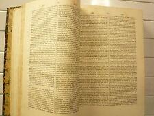 TOME 1 SEUL ENCYCLOPEDIE DU DIX NEUVIEME SIECLE 3eme EDITION SCIENCES ARTS 1872