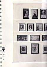 Lindner Vordrucke Italien  1959 - 73 in rotem  Ringb. - NP 112,-- €   ( Z394 )