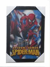 Marvel 3D Picture with Frame SPIDERMAN