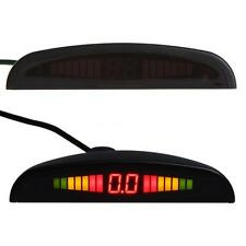 LED Display Car Parking Reverse Backup Radar System Backlight + 4 Sensors