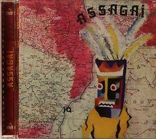 Assagai-same S. African prog psych cd