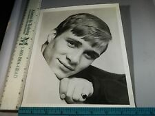 Rare Original VTG Period British Singer Bobby Shafto Robert Farrant Photo Still