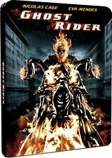 GHOST RIDER - Blu-Ray Steelbook -