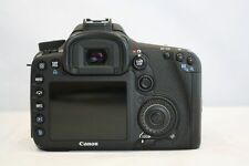 Canon EOS 7D Digital Camera  - low Shutter count