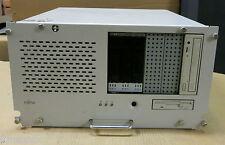 Fujitsu c81xi teamserver de montaje en rack de servidor Pentium 2 350mhz 27,3 Gb Hdd 256mb Ram