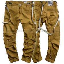 G-STAR RAW ARC LOOSE TAPERED CARGO SUMMER PANTS JEANS SINAI  W32 L32