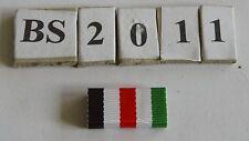 Bandspange Modell 57  Deutsch-Italienische Afrika Medaille 25mm (bs2011)