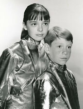 "1965 Classic TV Lost in Space Billy Mumy Angela Cartwright 14 x 11"" Photo Print"