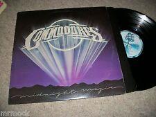 THE COMMODORES- MIDNIGHT MAGIC VINYL ALBUM