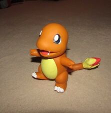 "POKEMON Vintage Charmander ACTION FIGURE 1998 or older Collectible 5"" Toy"