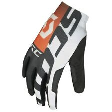 SCOTT 2015 UNISEX RC LONG FINGER GLOVE LARGE BLACK/RED BNWT