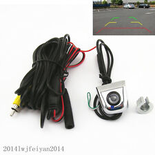 Car License Screw 170° Wide Angle HD Camera For Rear View Backup Reverse Monitor