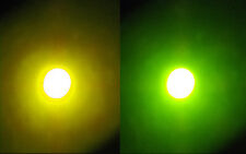 (Quantity 2) LED, Bi-Color, 2 Color, Yellow/Green, Liteon, T-1 3/4, 3-wire, New