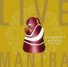 Live Mantra, Buddhist Monks, New