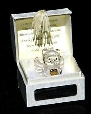 the best Mum in the world a personalised gift Guardian Angel Poem box Birthday