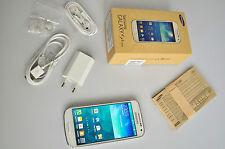 Samsung Galaxy S4 mini GT-I9195 - 8GB - Weiß- Smartphone NEU