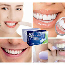 Hot 2pcs Pro Teeth Whitening Strips Tooth Bleaching Whiter Whitestrips Nice JG