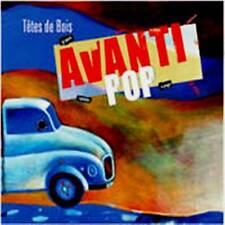 TETES DE BOIS Avanti Pop Musica d'Autore e Poesia CD il Manifesto 2007
