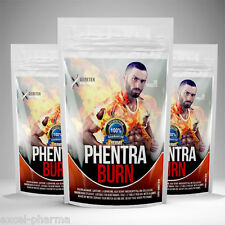 CAFFEINE FAT BURNERS PHENTRABURN ✶ WEIGHT LOSS DETOX SLIMMING DIET PILLS TABLETS
