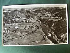 BEAUZAC (43) COURS SUPERIEUR DE LA LOIRE - PHOTO AERIENNE 27 x 45 LAPIE 1958