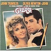 Various Artists - Grease [The Soundtrack from the Motion Picture] cd