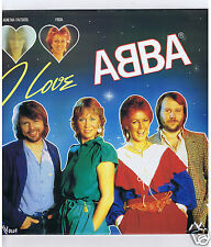 LP I LOVE ABBA (COMPILATION FRANCE 1984)