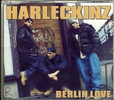HARLECKINZ - berlin love   4 trk MAXI CD 2000
