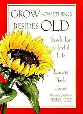 Laurie Jones - Grow Something Besides Old (1998) - Used - Trade Cloth (Hard