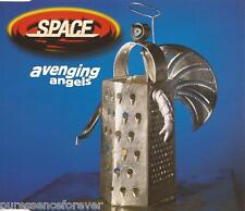 SPACE - Avenging Angels (UK 4 Track CD Single Part 1)