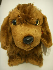 """New with Tag ~ TY Beanie Babies """"SEADOG"""" dog ~ Born 7/22/01 ~ FREE SHIPPING"""