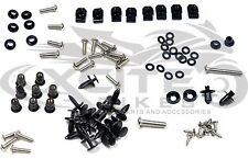 Fairing bolts kit, stainless steel, Suzuki GSXR 600 750 2011-2014 12 13 #BT165#