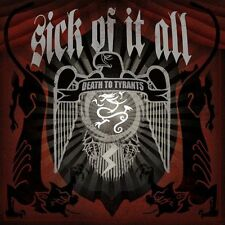 Sick Of It All 'Death To Tyrants' Vinyl - NEW