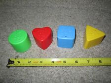 Fisher-Price Laugh and Learn Puppy's Sweet Sounds Picnic Parts shapes food NEW