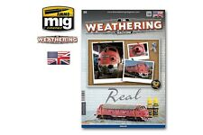 AMMO OF MIG A.MIG-4517 The Weathering Magazine ISSUE 18 - REAL (ENGLISH)