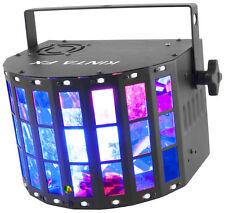 Chauvet DJ Kinta FX 3-in-1 LED Multi-effects Fixture w/Kinta Derby Effect NEW