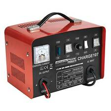 Sealey batería charger/charging/starter - 11amp - 12/24v 230v-charge107