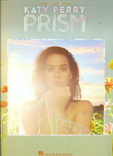 """KATY PERRY """"PRISM"""" PIANO/VOCAL/GUITAR MUSIC BOOK BRAND NEW ON SALE SONGBOOK!!"""