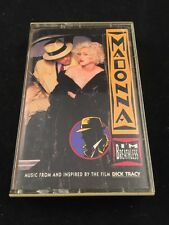 MADONNA-I'M BREATHLESS-MUSIC FROM AND INSPIRED BY THE FILM DICK TRACY-CASSETTE