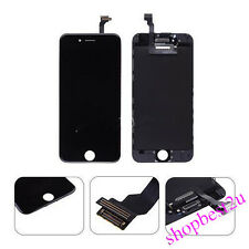 Full LCD Display +Touch Screen Digitizer Frame Assembly For iPhone 6 4.7'' Black